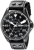 Hamilton Men's H64785835 Khaki King Pilot Black Dial Watch