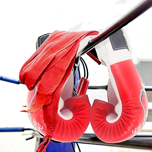 TOCO FREIDO Boxing Gloves for Kids with Boxing Hand Wraps Children Youth Punching Bag PU Kids Children Cartoon Sparring Boxing Gloves Training Age 3-12 YearsUsed