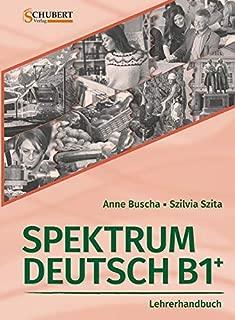 Spektrum Deutsch: Lehrerhandbuch B1 + CD-Rom (German Edition)