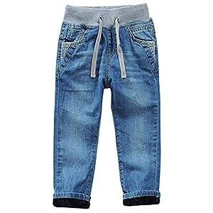 Big Boys Toddler Kids Pure Cotton Denim Jeans Pants