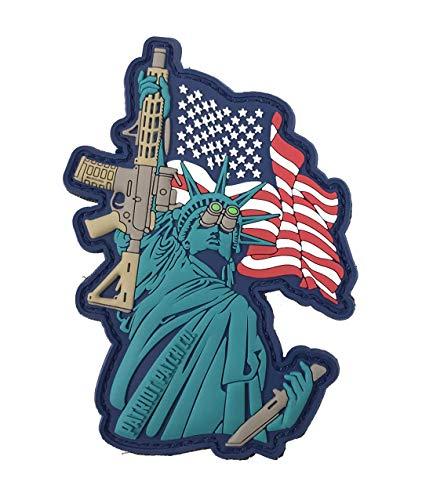 Patriot Patch Co - Lady Liberty - Patch