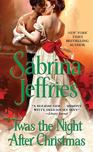 'Twas the Night After Christmas (The Hellions of Halstead Hall Book 6)
