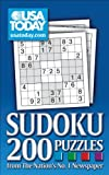 USA TODAY Sudoku: 200 Puzzles from the Nation's No. 1 Newspaper (Volume 1) (USA Today Puzzles)