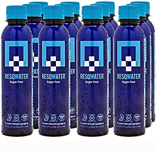 RESQWATER Enhanced Recovery Drink   Sugar Free   Exercise Fitness Muscle Workout Sports   Electrolytes Milk Thistle NAC Pr...