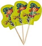 20 Muffinfähnchen * MIRA MISTELZWEIG * von Lutz Mauder // 11229 // Halloween Kinder Geburtstag Party Kindergeburtstag Kinderparty Muffins Deko Motto