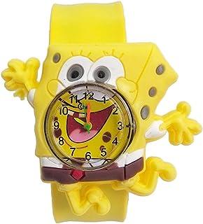 Orologio Bambino XYBB Può piegare l'orologio 3D con cinturino in silicone morbido per ragazzi, ragazze, regalo, orologio p...