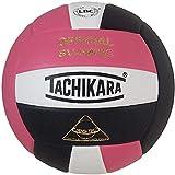 Tachikara Composite Volleyball Pink/White/Black