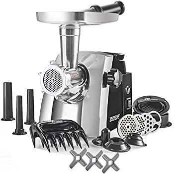 The STX Turboforce Cadet Classic Electric Grinder & Sausage Stuffer