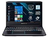Predator Helios 300 PH315-52-78YQ Notebook Gaming Portatile, Intel Core i7-9750H, Ram 16 GB DDR4, 256GB SSD, 1000 GB HDD, Display 15.6' FHD IPS 144Hz, NVIDIA GeForce RTX 2060 6GB GDDR6,Windows 10 Home