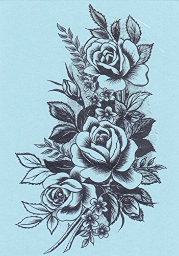 Best temporary tattoos small rose for 2020