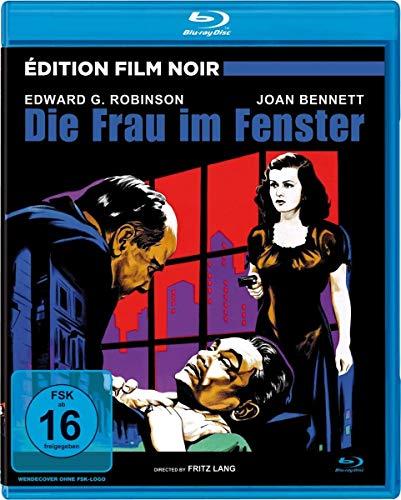Die Frau im Fenster - Film Noir Edition (in HD neu abgetastet) [Blu-ray]