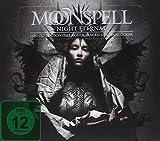 Songtexte von Moonspell - Night Eternal