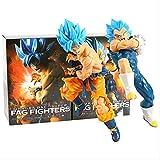 Dragon Ball Super Tag Fighters Ssgss Son Goku végéta PVC A