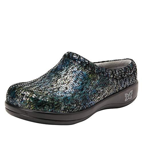Alegria Kayla Womens Professional Shoe Meteorite 9 M US