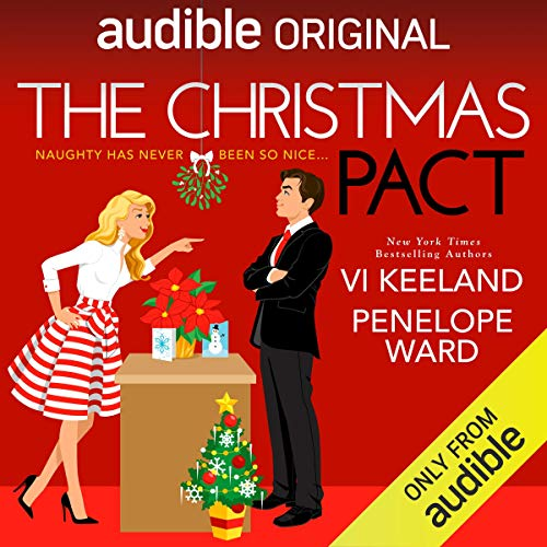 The Christmas Pact audiobook cover art