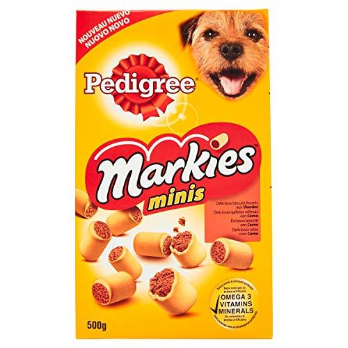 Pedigree - Biscotti Markies mini per cane piccolo - 500g