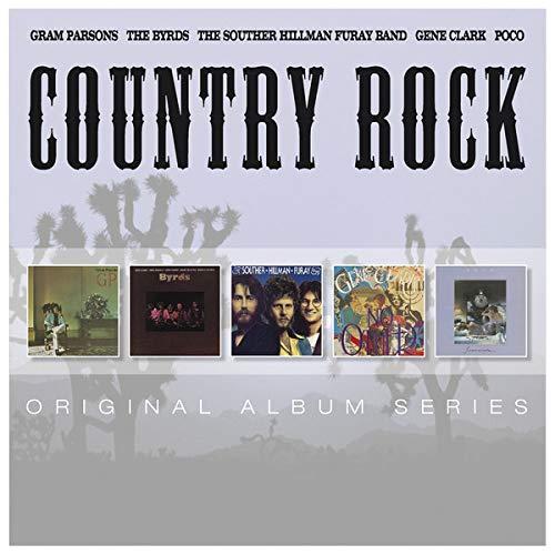 COUNTRY ROCK - ORIGINAL ALBUM SERIES (5 CD)