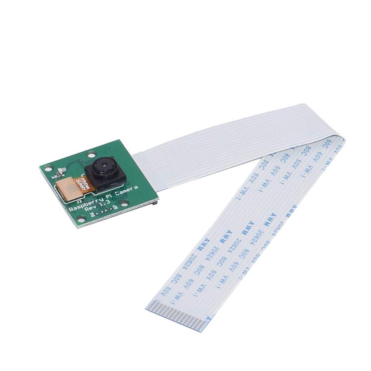 XM electronic 5 Megapixels 1080p Sensor Mini Camera Video Module for Raspberry Pi Model A/B/B+, Pi 2 and Raspberry Pi 3,3B+ with Flexcable