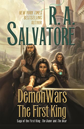 Demonwars: The First King: The Dame and the Bear (Saga of the First King)
