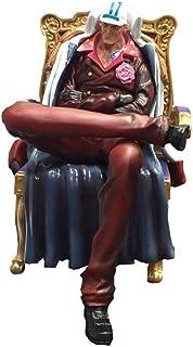 "CJHyuewy Naval Officer""Admiral Akainu""""Red Dog"" Sakazuki Anime ONE Piece Figure Action Figure Collection Model Toy"