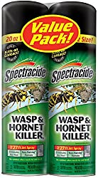 professional Spectracide65865 Bee and Hornet Killer Double Kit