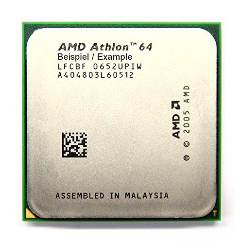 AMD Athlon 64 X2 3800+ 2GHz/1MB Sockel/Socket AM2 ADA3800IAA5CU Processor CPU (Zertifiziert und Generalüberholt)