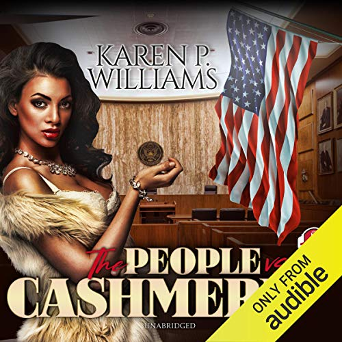 The People vs. Cashmere audiobook cover art