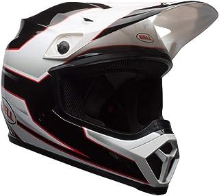 Capacete Bell Helmets Mx-9 Mips Stryker Preto Branco 60