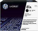 1 x Toner originale HP CF281A CF 281A per HP Laserjet Enterprise M 630 Z – Nero – Potenza: ca. 10500 pagine/5%