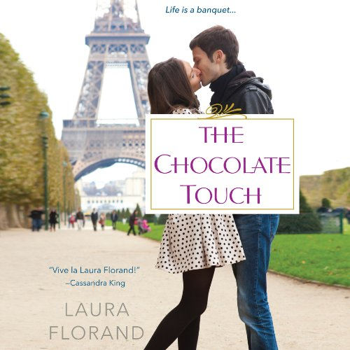 The Chocolate Touch audiobook cover art