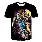 Camiseta Muñeco Diabólico, Chucky