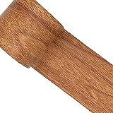 Cinta de reparación, diseño con motivo de madera autoadhesivo, retira la protección y pega, cinta extraíble, ideal para puertas, mesas, suelos y sillas, 5,7cm x 5m