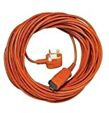 First4Spares 15 Metre Flex Power Cable for Flymo <span class='highlight'>Lawn</span><span class='highlight'>mowers</span>, Hedge & Grass Trimmers