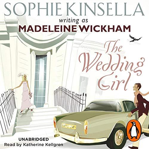 Page de couverture de The Wedding Girl