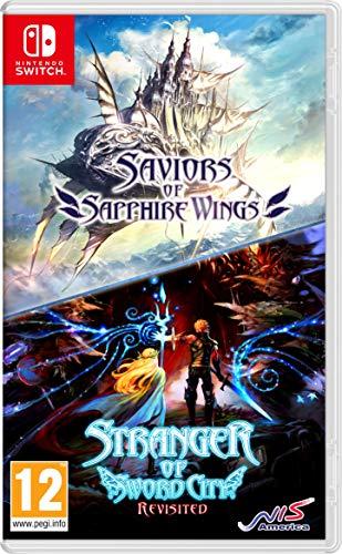 Saviors Of Sapphire Wings/Stranger Of Sword City...