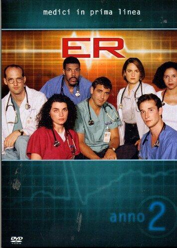 E.R.Anno 2 Medici In Prima Linea (Box 2 Dv)