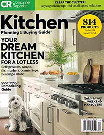 Consumer Reports Kitchen Planning & Buying Guide January 2019 (dog ...