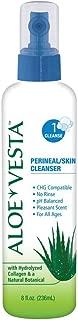 Aloe VestaPerineal/Skin Cleanser, 8 oz Bottle - Pack of 12