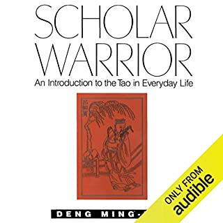 Scholar Warrior cover art