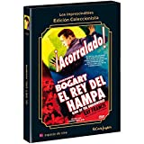 El Rey del Hampa DVD 1939 King of the Underworld con libreto 32 pags y funda de carton [DVD]
