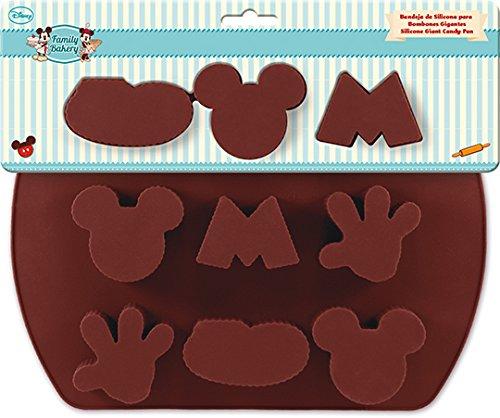 Stor Family Bakery – siliconen vorm voor grote bonbons, met kartonnen doos