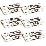 6 BiPacks de Postres Vegetales Coco Chocolate. Postre vegetal. Alternativas a los lácteos con similar experiencia de consumo (sabor, textura). Aptos Intolerancia Lactosa. 6 x 220g (12 x 110g)