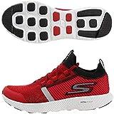Skechers Performance Go Run Horizon Red/Black 13