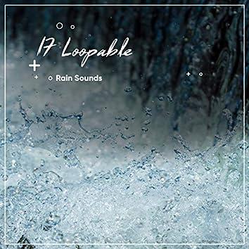 17 Loopable Rain Sounds - Perfect for Sleep