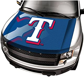 MLB Texas Rangers Hood Cover