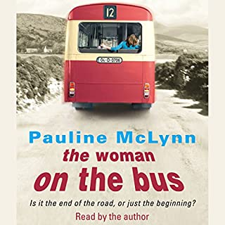 The Woman on the Bus audiobook cover art