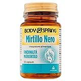 Angelini 4611 Body Spring Mirtillo Nero, 50 compresse