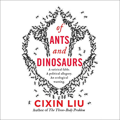 Of Ants and Dinosaurs cover art