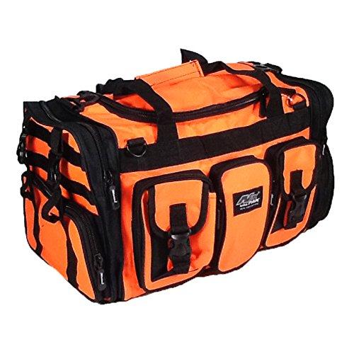 Nexpak 22 inch 2600 cu in Tactical Duffel Range Bag TF122 NO (Orange)