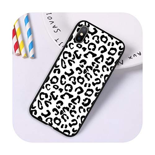 Phonecase - Carcasa de silicona para iPhone 7, 6, 6S, 8 Plus, X 5, 5S, SE Xr para iPhone 11Pro, Xs Max, carcasa trasera de TPU Coque-Khe4-Bwbai-para iPhone XS